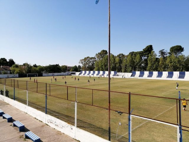 estadio Libertad Bahía Blanca