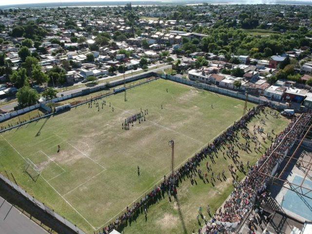 Peñarol Paraná vista aerea