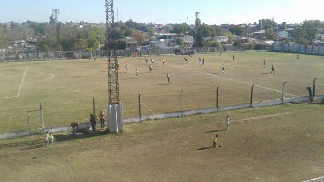 Estadio Anibal Giusti Paraná