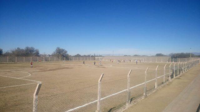 San Luis La Puntilla tribuna