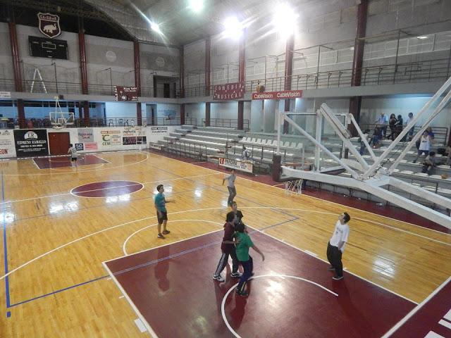 Estadio Cubierto de Defensores de Belgrano de Villa Ramallo2