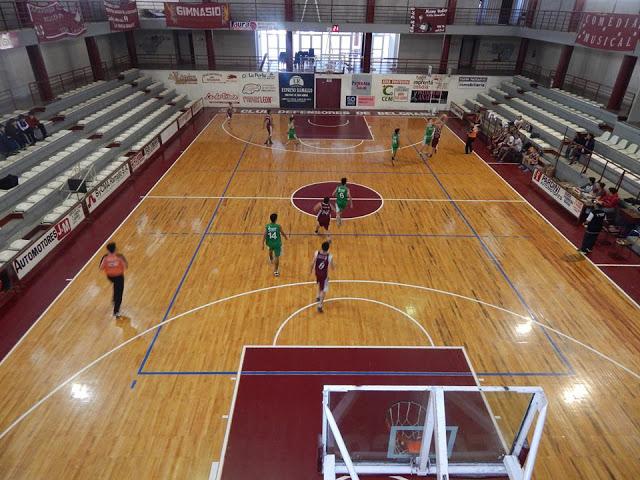 Estadio Cubierto de Defensores de Belgrano de Villa Ramallo1