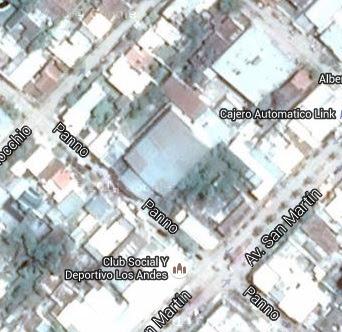 Estadio Cubierto de Def. de Belgrano de Villa Ramallo google map