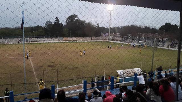 Estadio de la Liga Metanense de Fútbol6