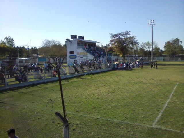 Estadio de la Liga Metanense de Fútbol5