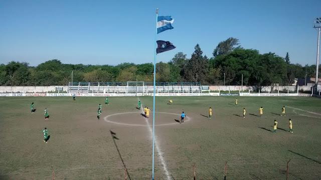 Estadio de la Liga Metanense de Fútbol tribuna2