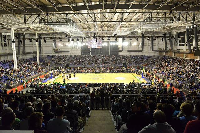 Estadio Tecnopolis lleno