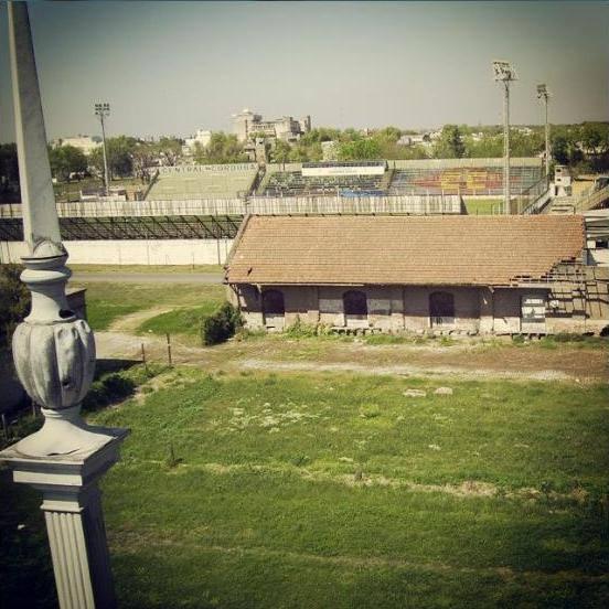 Historia del estadio de Central Córdoba de Rosario11