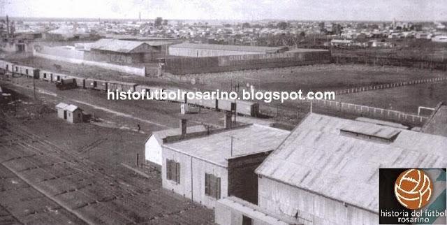 Historia del estadio de Central Córdoba de Rosario2
