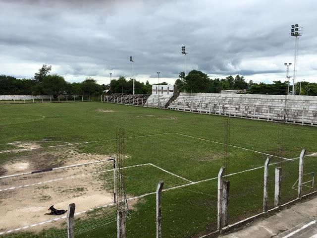 Estadio Carmelo Santiago Celauro Clorinda