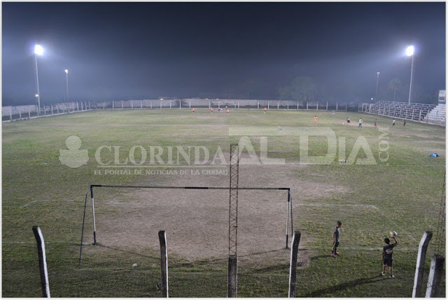 estadio Juventud Clorinda