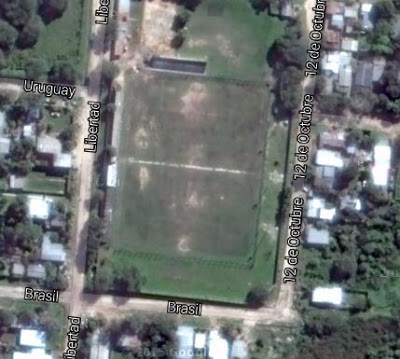 Juventud Clorinda google map