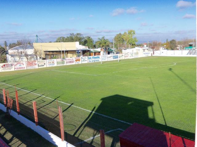 cancha de Atlético María Grande1