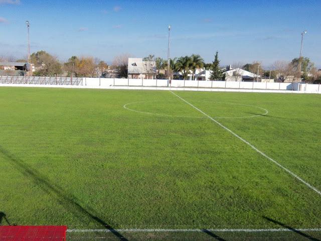 cancha de Atlético María Grande2