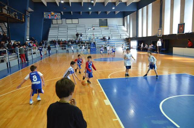 Velez Sarsfield basquet