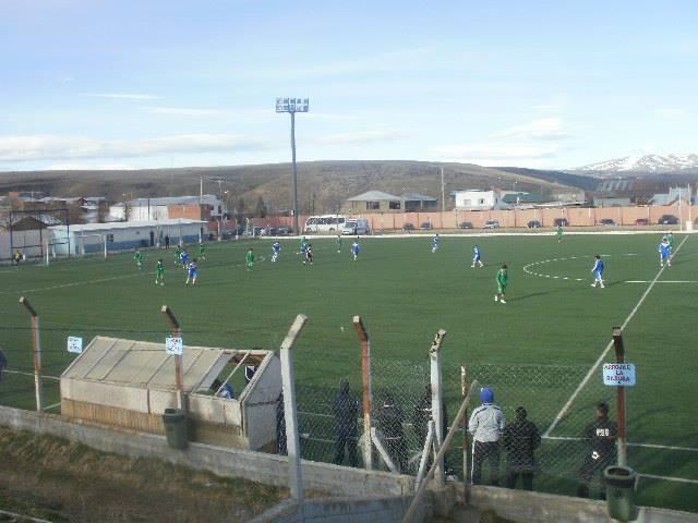 Estadio jose moraga Rio Turbio