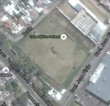 Peñarol Paraná google map