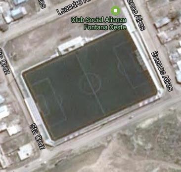 cancha de Alianza Fontana Oeste de Puerto Madryn google