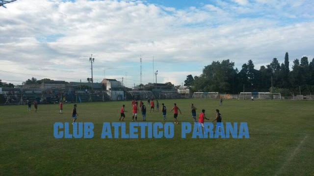 cancha de Atlético Paraná de San Nicolás1