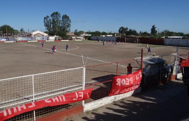 cancha de Atlético Regional3