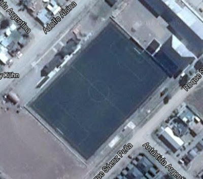 Estadio de Belgrano de Esquel google map