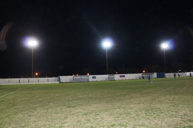 estadio municipal de Bragado