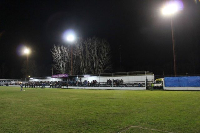 estadio jose percudani Bragado