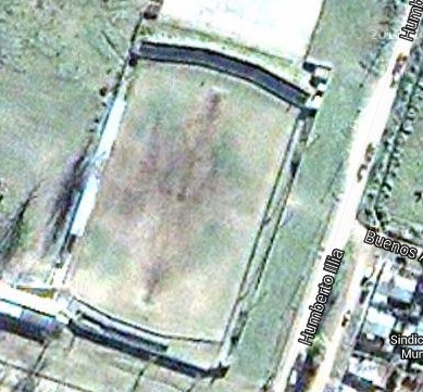 Estadio Municipal Bragado google map