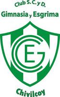 escudo Gimnasia y Esgrima de Chivilcoy