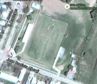 cancha de Aprendices Chaqueños google map