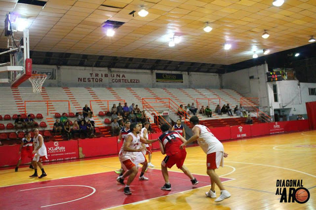 Estadio Dante Demo La Plata