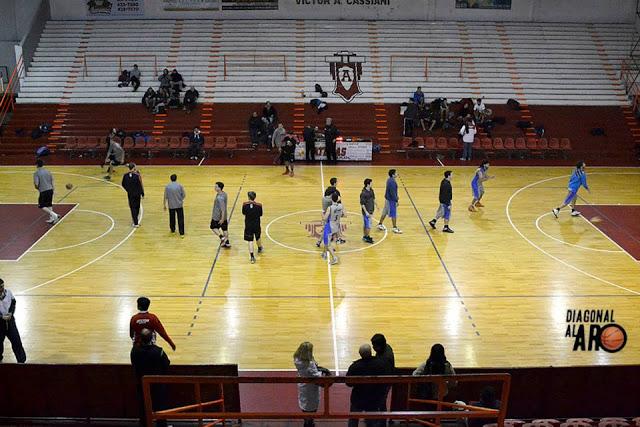 Estadio Cubierto Atenas La Plata