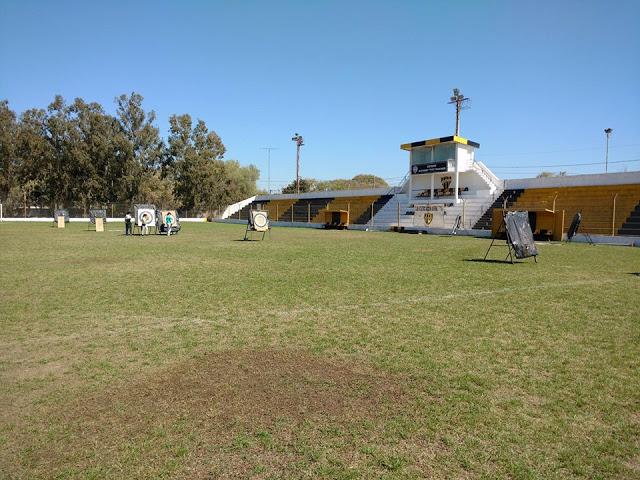 Estadio de Acción Juvenil de General Deheza tribuna5