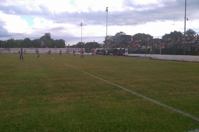 Estadio Ferroviario Corrientes FC5