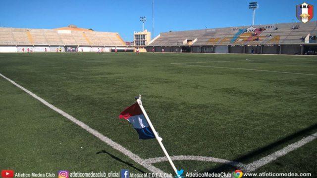 estadio MEDEA tribunas