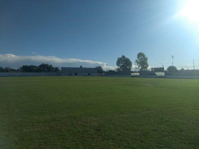Estadio Pacífico de Bahía Blanca