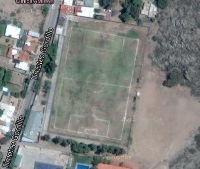 cancha de Atlético Chilecito google map