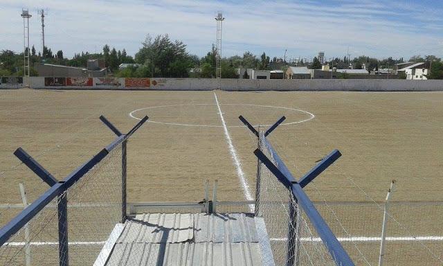 cancha de Deportivo Las Heras 3