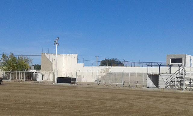 cancha de Deportivo Las Heras1