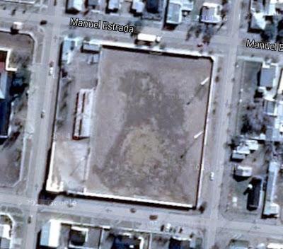 cancha de Deportivo Las Heras google map