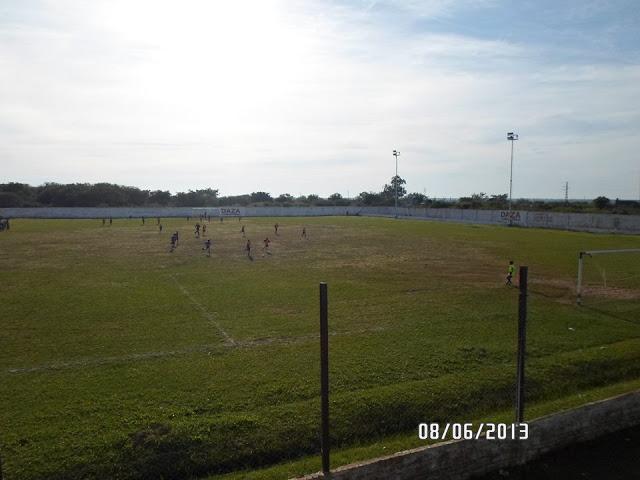 Estadio Carlos Ismael Sgrong