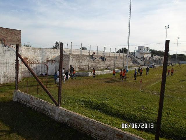 Estadio Liga Piranense tribunas2