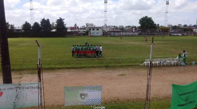 estadio municipal Gualeguaychú