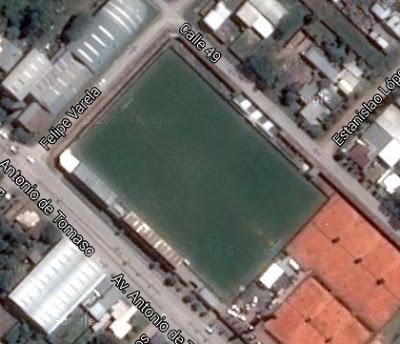 cancha de Gimnasia y Esgrima de Chivilcoy google map