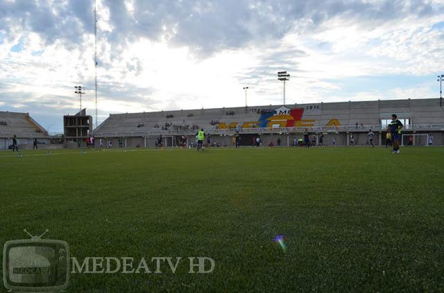 cancha de Atlético MEDEA 3
