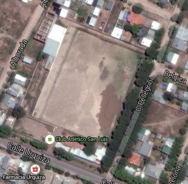 San Luis San Rafael google map