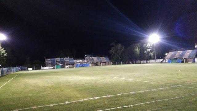 cancha de Atlético Chabás tribunas2