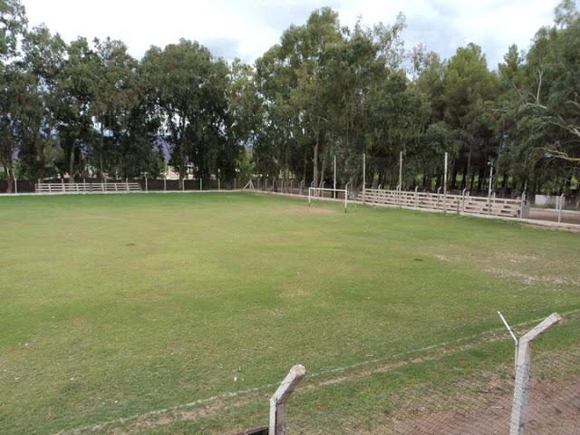 cancha de Facundo de Villa Unión1