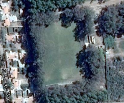 cancha de Facundo de Villa Unión google map
