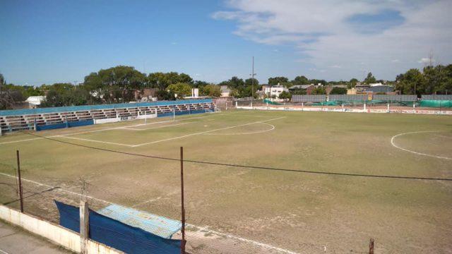 estadio Argentino San Rafael tribuna